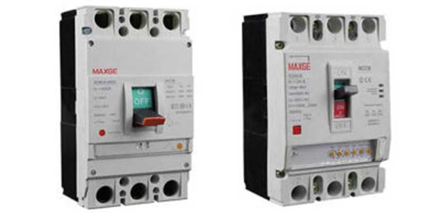 The difference between the thermal magnetic type and electronic type of molded case circuit breaker