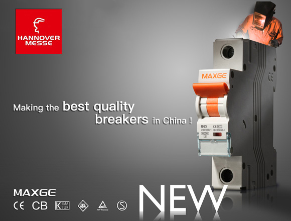 MAXGE's Intelligence and Excellent Quality into 2019 Hannover Messe