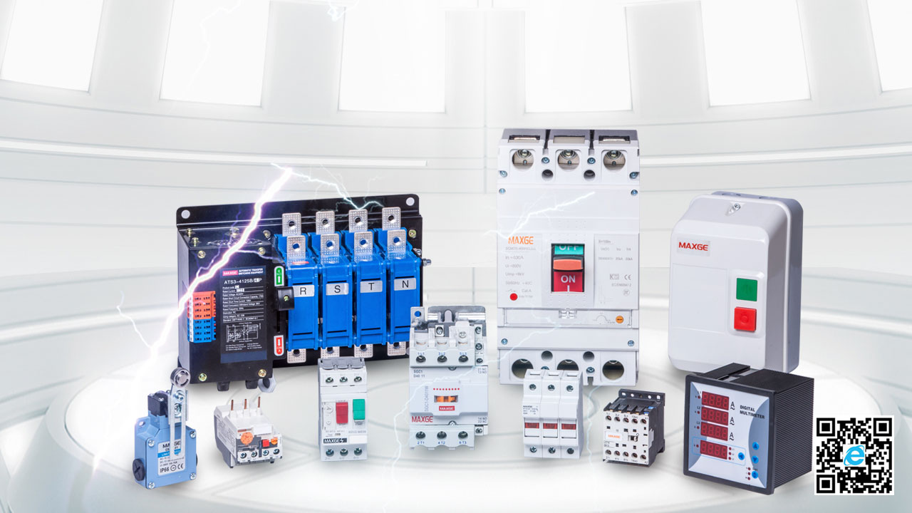 MAXGE Electric provides the newest solutions for the low-voltage distribution system