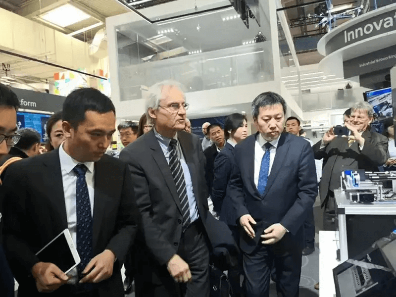 MAXGE's Intelligence and Excellent Quality into 2019 Hannover Messe 4