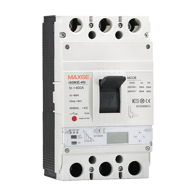 iSGM3E-400 Moulded Case Circuit Breaker
