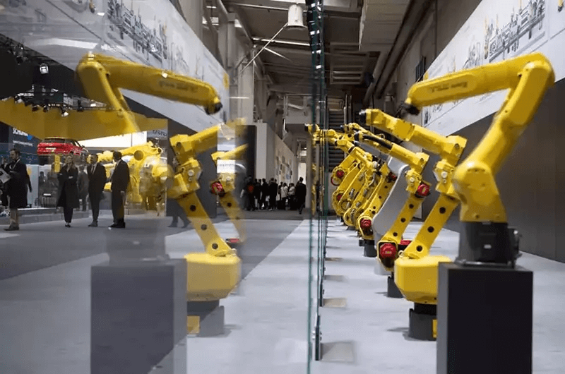 MAXGE's Intelligence and Excellent Quality into 2019 Hannover Messe 7