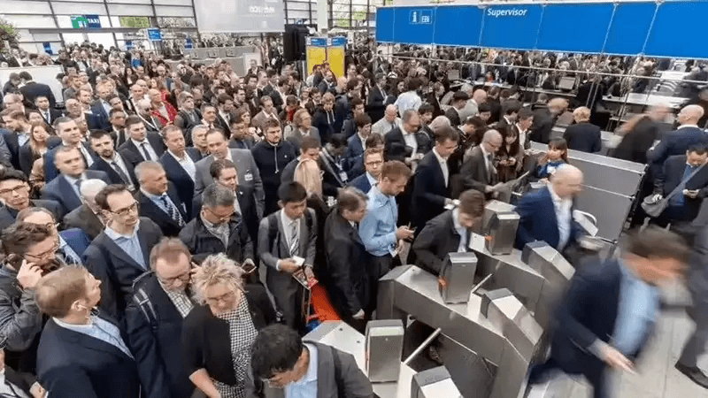 MAXGE's Intelligence and Excellent Quality into 2019 Hannover Messe 2-2