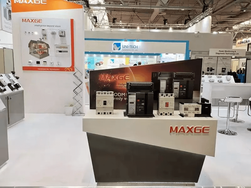 MAXGE's Intelligence and Excellent Quality into 2019 Hannover Messe 9